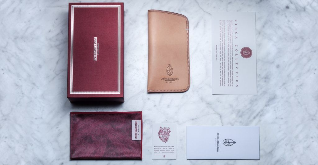 Jacques Marie Mage limited edition